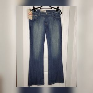 NWT: Bling Medium Washed Jeans